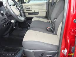 the controls in the ram 1500 were convenient and sensible the 2011 dodge ram 1500 big horn crew cab 4x4 interior photo 58518149