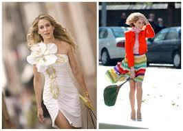 Carrie Bradshaw Mae Maebad Fashion Files Carrie Bradshaw