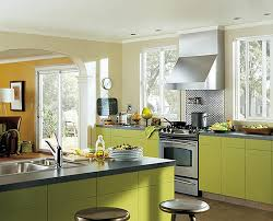 Interior Designing Ideas : Home Interior Design Ideas Window Treatments  Contemporary Funky Kitchen