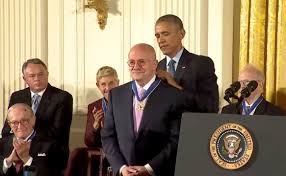 MDC's Eduardo Padrón receives Presidential Medal of Freedom | Miami Herald
