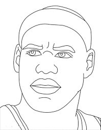 basketball coloring pages lebron james free books inside