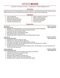Bowling Resume Template Best Lane Server Resume Example LiveCareer 1