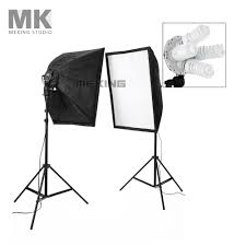 ng photography lhd b428 studio continuous lighting kit lighting softbox light stand with 28w 220v bulb in photo studio accessories from consumer
