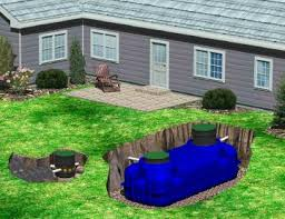 septic tank installation diagram smartdraw diagrams aerobic septic system installation maintenance summit excavating