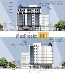 Скачать бесплатно дипломный проект ПГС Диплом № ти  фасад1 383 10 jpg 2093×2357
