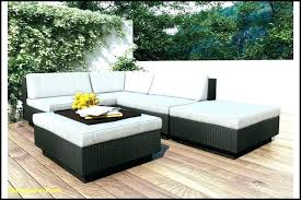 u shaped patio furniture outdoor sectional rattan sofa l outdo