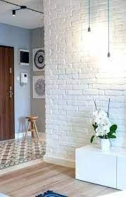 ideas design interior sala brick walls