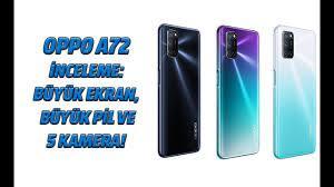 OPPO A72 İNCELEME: BÜYÜK EKRAN, BÜYÜK PİL VE 5 KAMERA! - YouTube