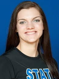 Whitney Fromm - Women's Volleyball - Indiana State University Athletics