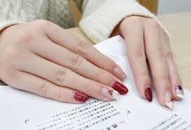 女性社員の冬ネイルが可愛いんです 株式会社ibj 広報ブログ
