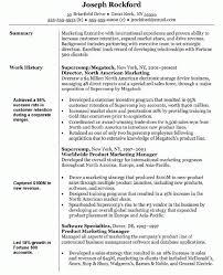 Marketing Manager Resume Examplesojectoduct Samples Sample Skills