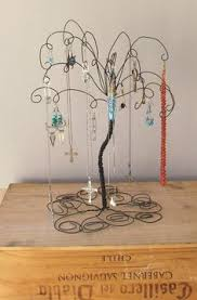 Large Jewelry Tree Display Stand Jewelry Organizer Tree Display Stand Large Silver 100 hooksReady 69