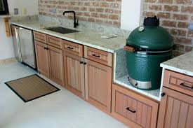 Outdoor Kitchen Cabinets Cileather Home Design Ideas