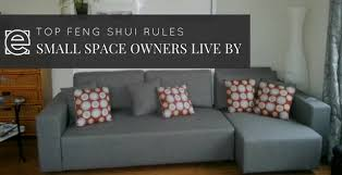 feng shui furniture. Top Feng Shui Rules Small Space Owners Live By Furniture