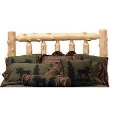 california king headboard wood. Cedar Cal. King Log Headboard California Wood R