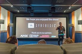 jbl home theater room. jbl/harman pro-cinema atmos demo at cedia 2014 - avs forum | home theater discussions and reviews jbl room n