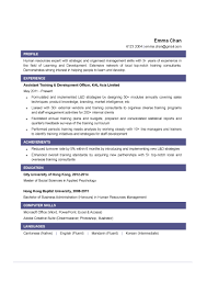 training development officer cv powered by career times training development officer cv