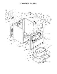 Gallery of kenmore dryer motor wiring diagram with simple diagrams at