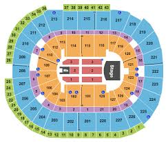 Stevie Nicks Tickets Seating Chart Sap Center