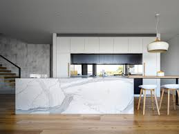 Wood And Marble Floor Designs 36 Marvellous Marble Kitchens That Spell Luxury