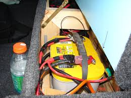 dual battery setup shawnville com old setup optima yellow top i installed a second battery