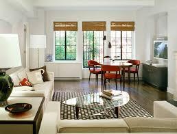 sleek minimalist small living room idea modern designing interior room collection table glass material sofa