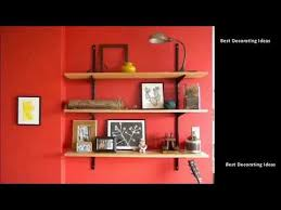 diy wall shelves easy diy wall mounted shelves small space organizing best idea collection