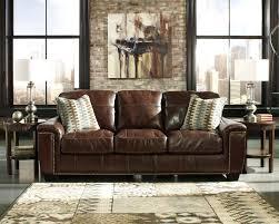 full top grain leather sofa