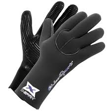 Dive Glove Size Chart Neosport Xspan Gloves
