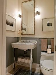 chair rail bathroom. Basement Bathroom Inspiration Chair Rail V