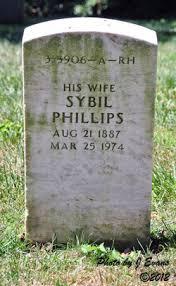 Sybil Phillips Milligan (1887-1974) - Find A Grave Memorial