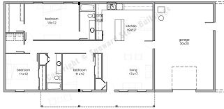 Barndominium Floor Plans 1 2 Or 3 Bedroom Barn Home Plans