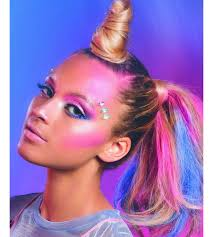 celebrity makeup artist cie lomas is here to answer all your unicorn prayers this halloween as she gives you this tutorial showing you how to create a