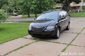 3 common problems chrysler town country