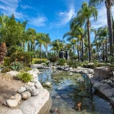 photo of cathedral memorial gardens garden grove ca united states serene atmosphere