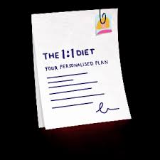 The 1 1 Diet By Cambridge Weight Plan