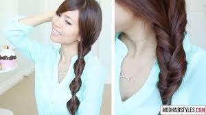 braid hairstyle for fine hair