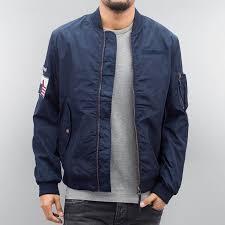 jack jones jacket er jorpowell in blue men jack jones padded parka coat jack jones leather jacket new york best