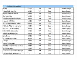 Download Inventory Spreadsheet 16 Free Inventory Templates Pdf Word Excel Pages Free