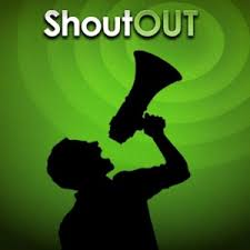 Image result for shout out images