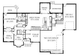 Small Ranch Style House Plans U2014 BITDIGEST Design  Ranch House Floor Plans With Garage