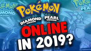 Do People Play Pokemon Diamond & Pearl ONLINE In 2019?! - YouTube