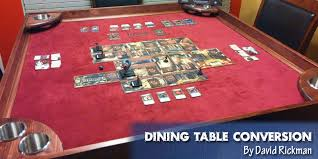 How To Make A Wooden Game Board Coolest DIY Gaming Tables Webb Pickersgill 93