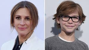 wonder book boy in real life julia roberts to play jacob tremblay s mother in wonder