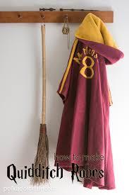 Harry Potter Robe Pattern Amazing Harry Potter Costume Tutorials Andrea's Notebook