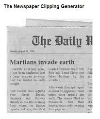 Powerpoint Newspaper Clipping Template Newspaper Clippings On Your Slides In Powerpoint