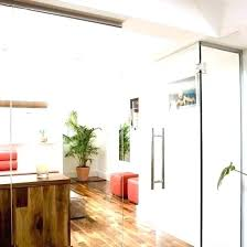 room partition doors hanakurainfo glass room dividers room glass partition ideas