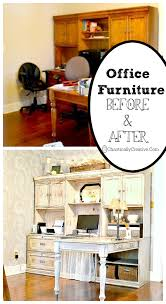 repurposed office furniture. Delighful Repurposed Office Furniture Before And After In Repurposed U