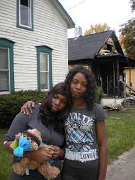 Latest suspicious fire in Eddy Street neighborhood displaces family of four  from their home - mlive.com