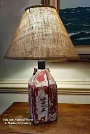 Delightful Nautical Lamps At Hobby Lobby Floor For Sale